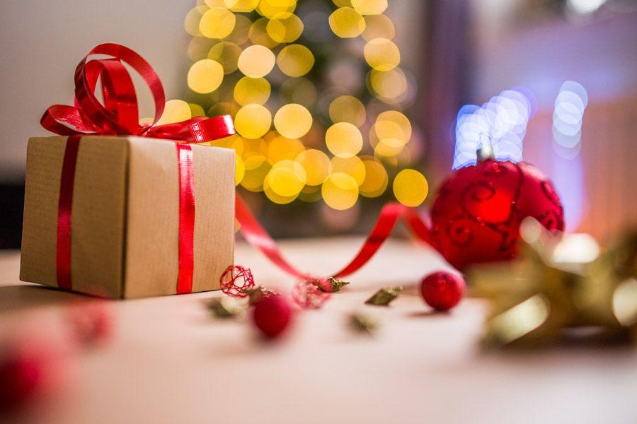 julklapp till honom